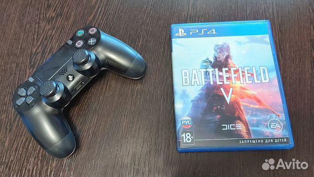 Игра Battlefield 5 для Playstation 4  89243158065 купить 1