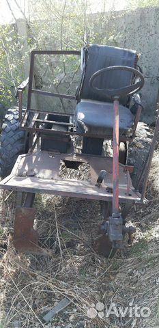 Трактор самодельный купить 1