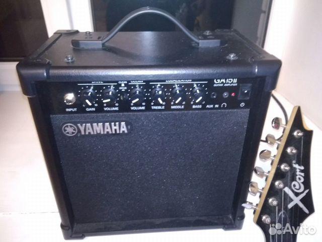 Комбоусилитель электро гитара купить 2