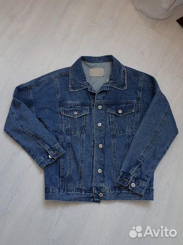 Куртка джинсовая 89024307250 купить 1