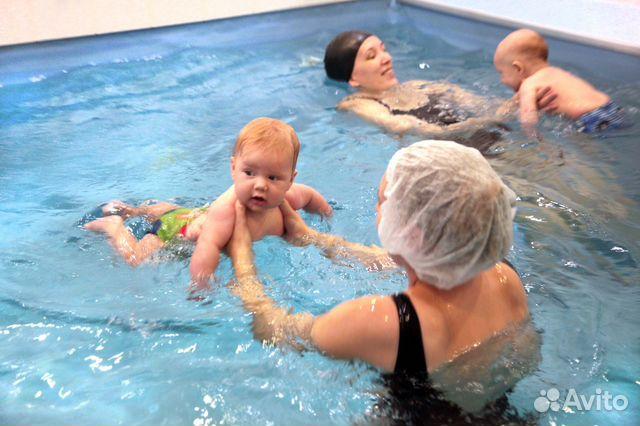 89220004530 Центр плавания детей (7 лет успеха)
