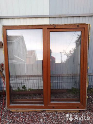 Пластиковое окно под дерево  89508465441 купить 1