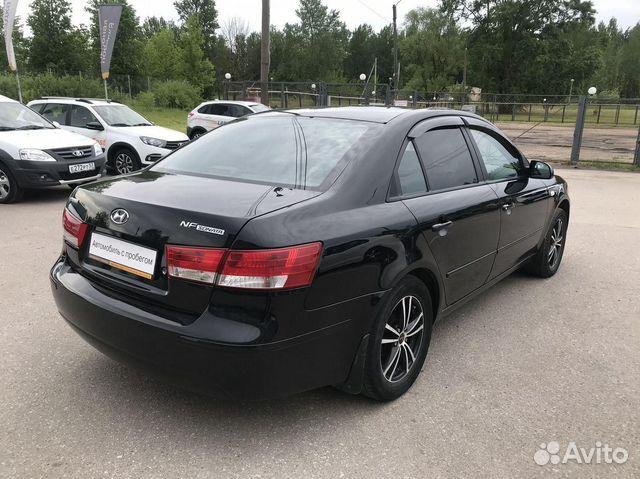 Hyundai Sonata, 2010 88162682472 купить 5