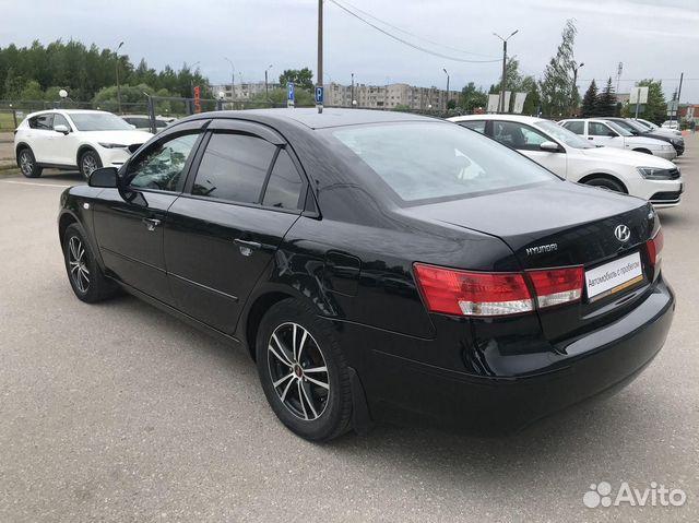 Hyundai Sonata, 2010 88162682472 купить 7