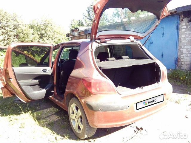 Peugeot 307, 2002 89091448936 купить 2