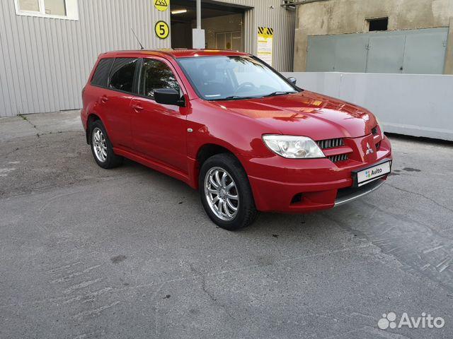 Mitsubishi Outlander, 2004 89584758271 купить 4