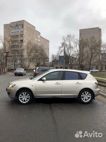 Mazda 3, 2007 89110402279 купить 2