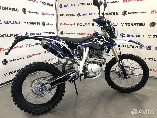 Мотоцикл Avantis 89210507750 купить 2