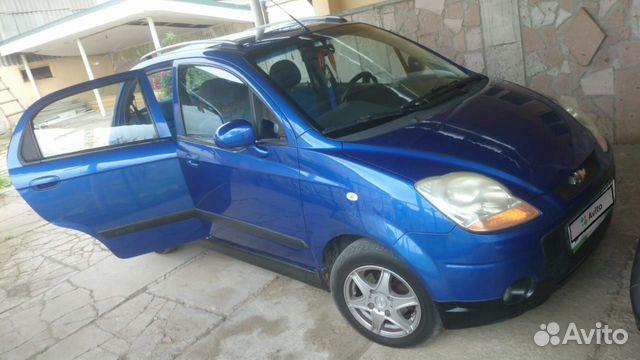 Chevrolet Spark, 2007  89674219305 купить 4