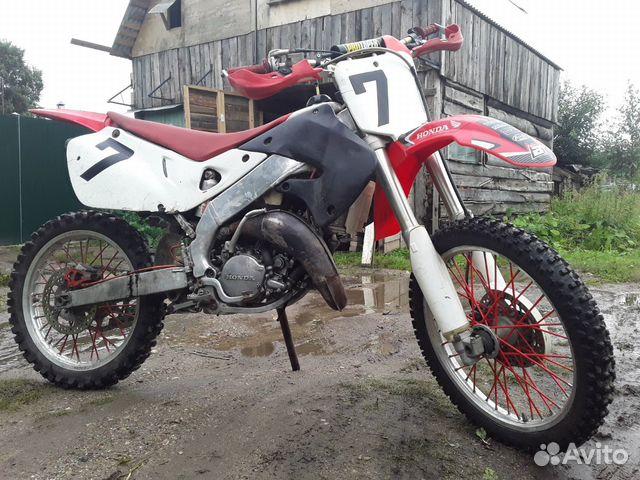 Honda cr125  89092682789 купить 6