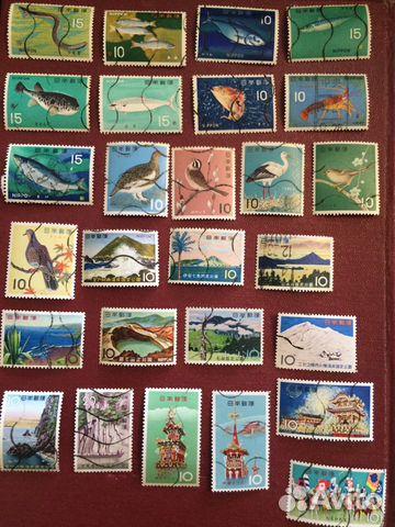Коллекция марок  купить 7