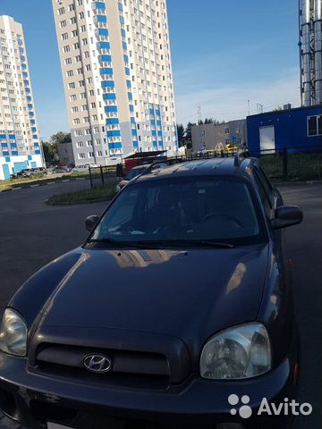Hyundai Santa Fe, 2004  89065950585 купить 4