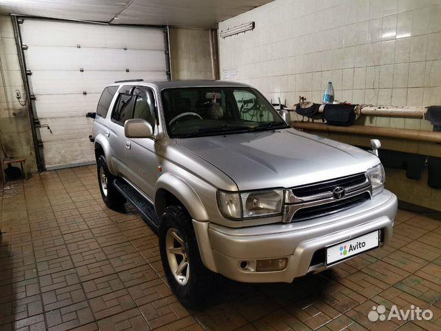 Toyota Hilux Surf, 2000  89140380544 купить 3