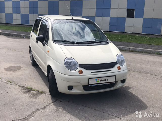 Daewoo Matiz, 2013  89062993652 купить 4