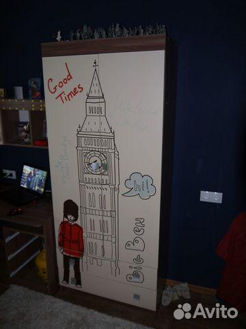Набор мебели для школьника Лондон  89232752343 купить 2