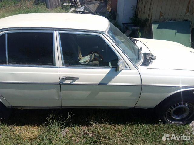 Mercedes-Benz W123, 1977  89194212494 купить 2