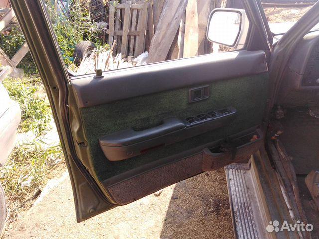 Toyota 4Runner, 1992  89630037163 купить 8