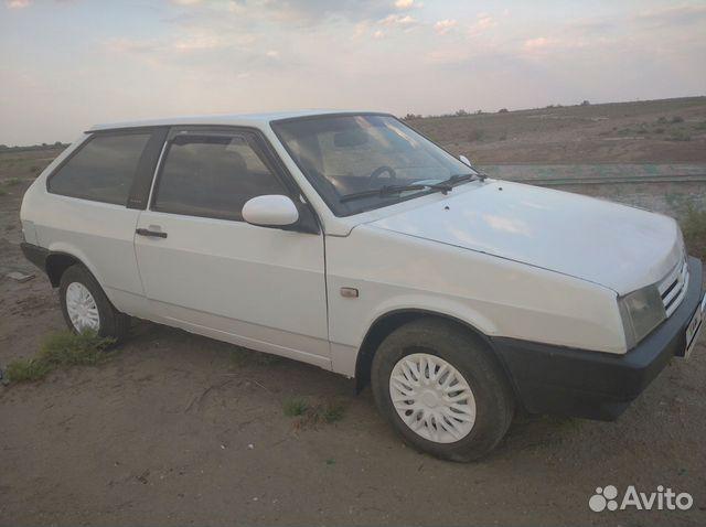 ВАЗ 2108, 1993