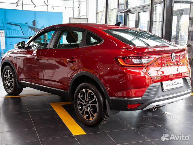 Renault Arkana, 2020  89134005860 купить 3