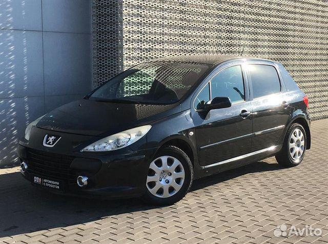 Peugeot 307, 2007  88633330423 купить 1