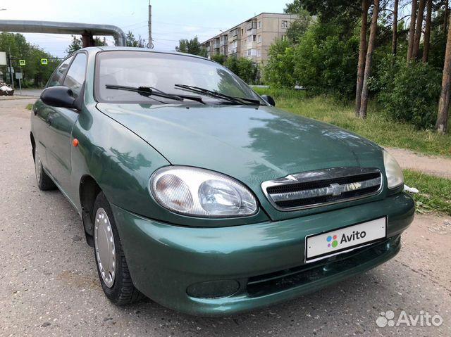 Chevrolet Lanos, 2007  89012903150 купить 4