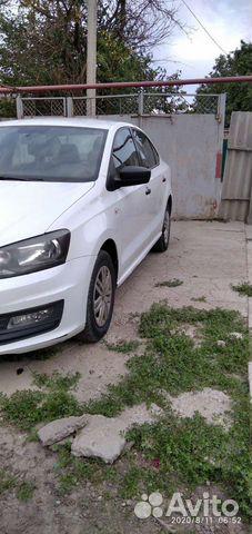 Volkswagen Polo, 2018  89054494401 купить 1