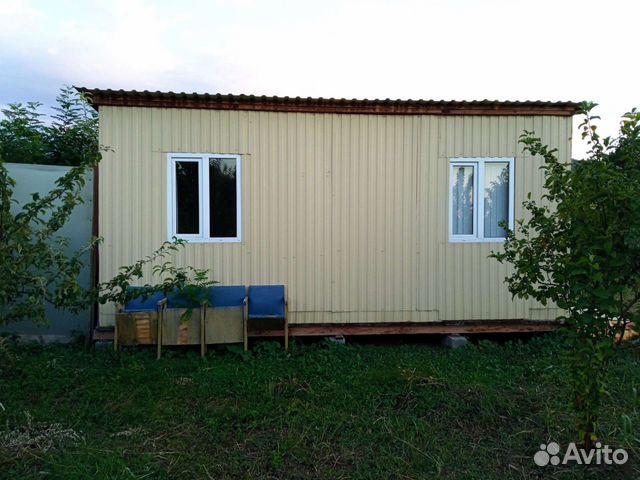 Дом 20 м² на участке 1 сот.  89381010095 купить 2