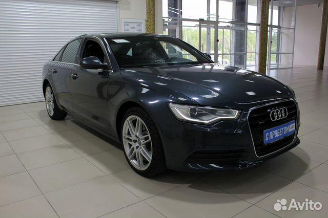 Audi A6, 2012  89828708454 купить 4