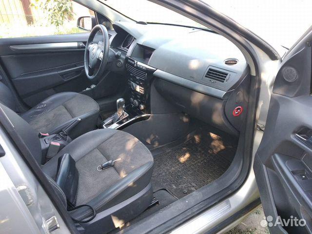 Opel Astra, 2008  89343372629 купить 5