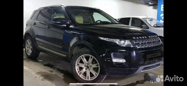 Land Rover Range Rover Evoque, 2012  89581483355 купить 4
