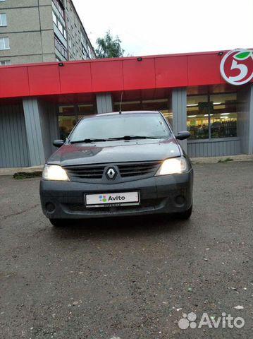 Renault Logan, 2009  89655570646 купить 6