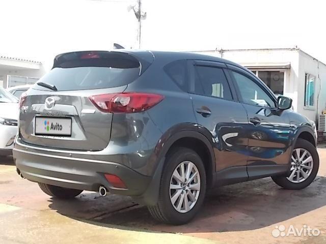 Mazda CX-5, 2016  89530952138 купить 2