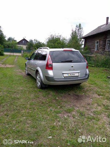 Renault Megane, 2008  89095987351 купить 3