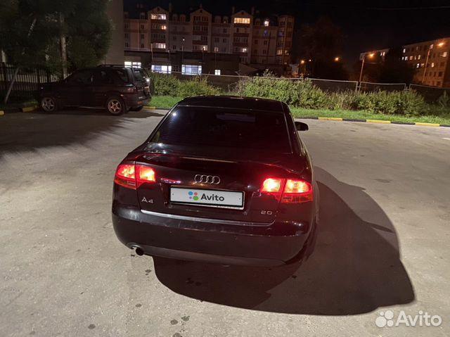 Audi A4, 2006  89116404201 купить 4
