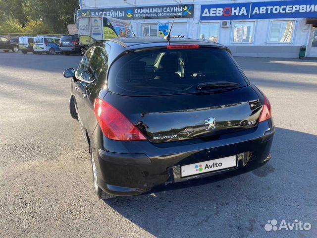 Peugeot 308, 2010  89610479528 купить 5