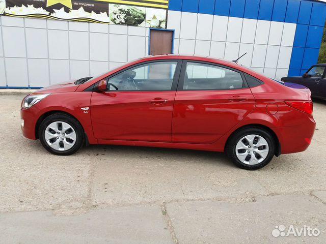 Hyundai Solaris, 2016  89092688076 купить 1