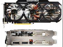 Продаю видеокарту GeForce GTX 760 — Товары для компьютера в Волгограде