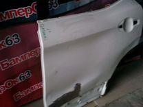 Nissan Qashqai (J11) 2014-дверь задняя левая бу