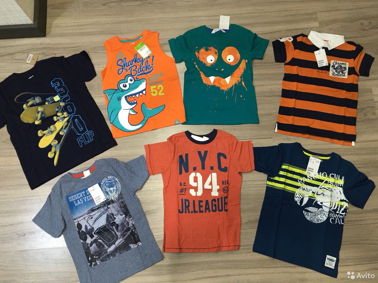 Поло футболки нм и C&A  89788690615 купить 1