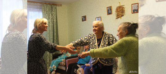 Пансионат для престарелых в пушкино в спб дом престарелых в германии как называется
