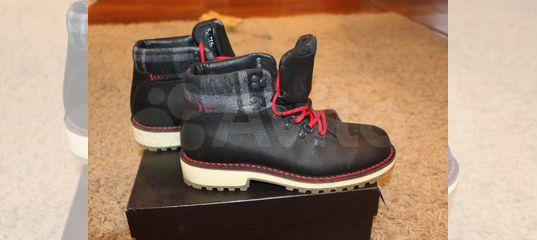 17b79ce7 Мужские ботинки wolverine купить в Москве на Avito — Объявления на сайте  Авито