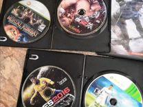 Xbox 360 + 12 игр