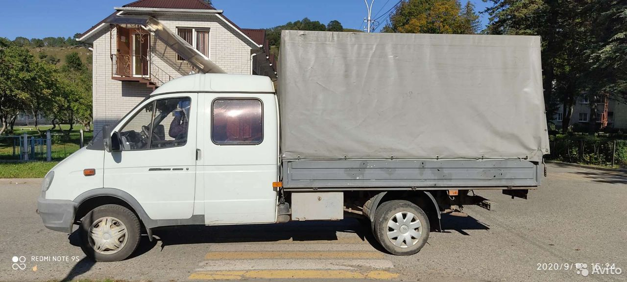 GAZ GAZelle 33023, 2011  89886166660 buy 7