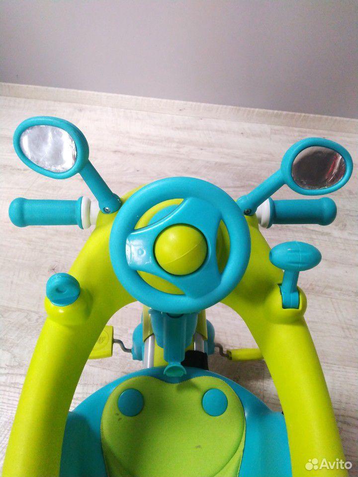 Детский велосипед Smoby Baby driver confort  89005705726 купить 3