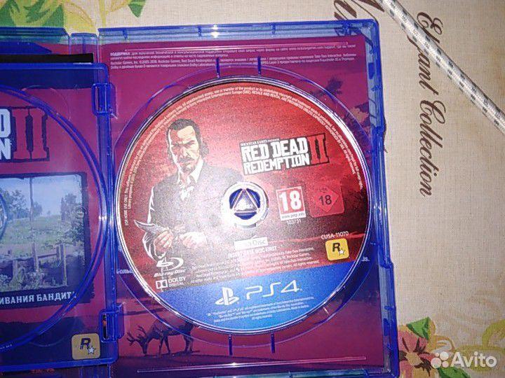 RED dead redemption 2  89247057519 купить 3