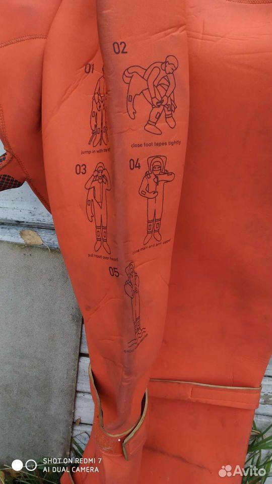 Спасательный термогидрокостюм  89115827953 купить 7
