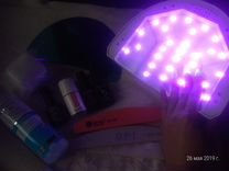 Лампа новая SUNone uv/led гибрид для ногтей