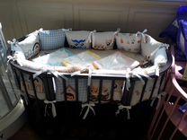 Круглые кроватки самые красивые в сильвер молл