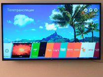 Телевизор 4K LG 55UJ630V smart TV