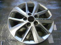 Диск колёсный литой Toyota Corolla 180 оригинал